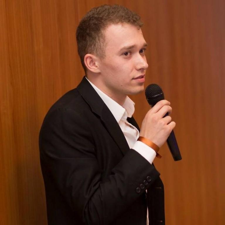 Vicepreședinte Marketing-IT, Gabriel Pascaru