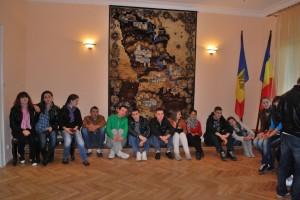 OSB Timişoara a petrecut un weekend împreună cu studenţii basarabeni
