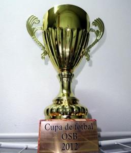 Programul Cupei de fotbal OSB