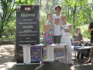 Târgul Universităţilor din România la Chişinău