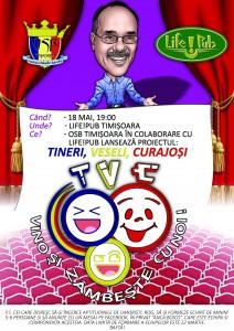 OSB Timișoara organizează TVC