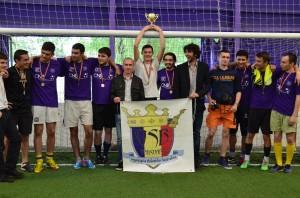 Cupa Națională de Fotbal a Studenților Basarabeni reunește în Timișoara cei mai buni fotbaliști basarabeni din România