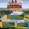 """Festivalul cultural """"Zilele Basarabiei """", ediția a XVI-a, 2016"""