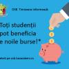 Basarabenii pot beneficia de noile burse